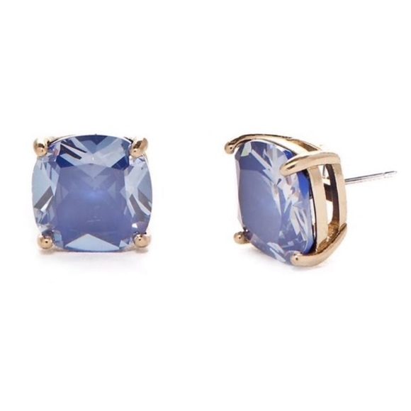 33484e387ead5 Kate Spade ♠️ Blue Stud Earrings